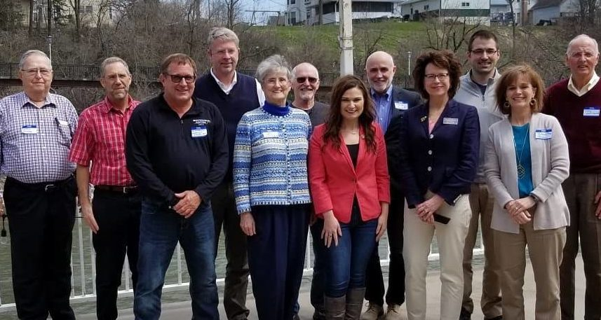 Clean Energy Districts of Iowa hosted a Learning Session with Iowa's First Congressional District Representative Abby Finkenauer