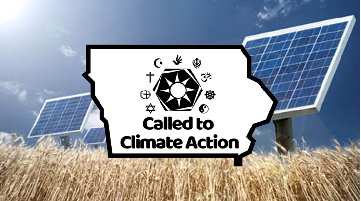 Iowa Students are Called to Climate Action!