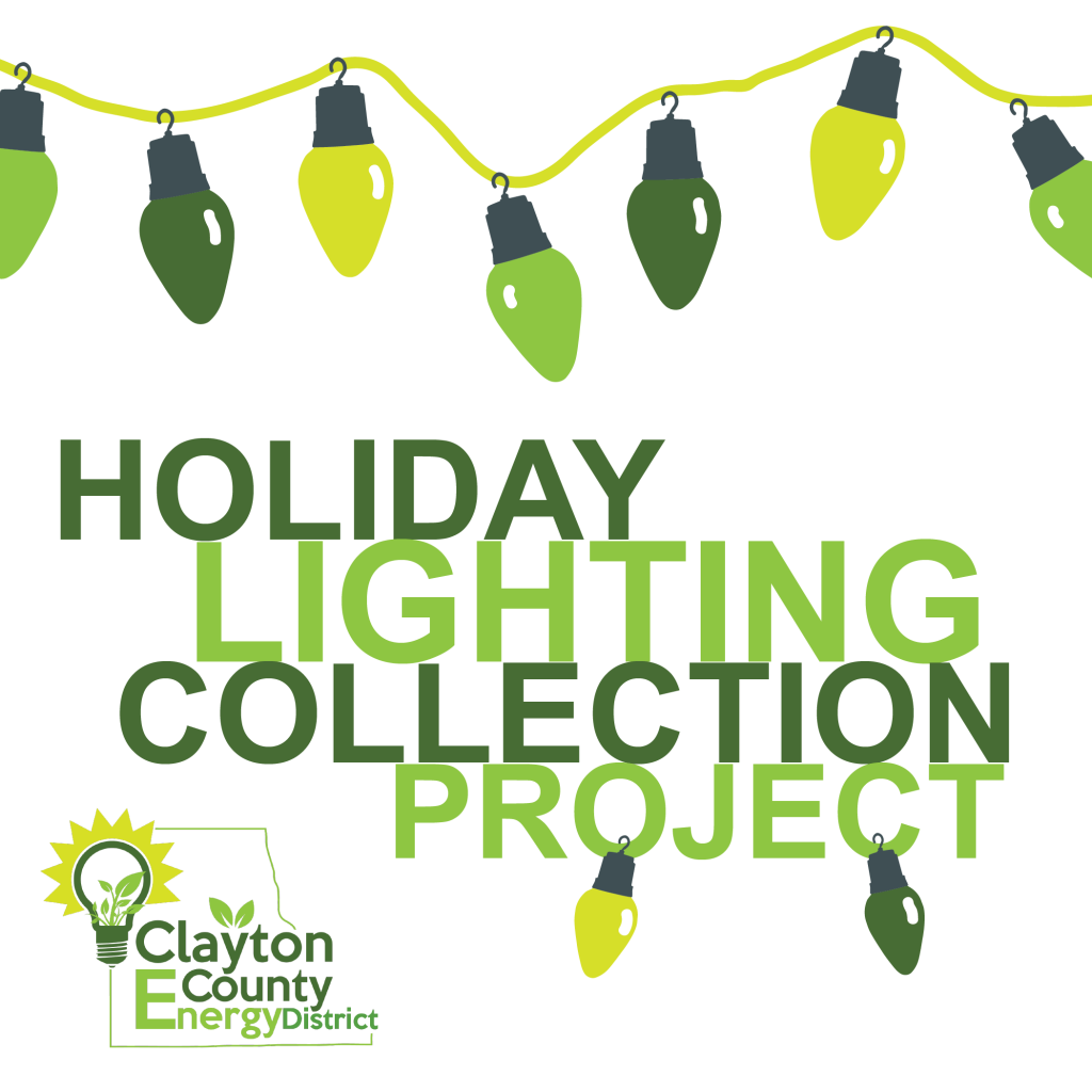 Locations for Holiday Lighting Collection Project Announced!