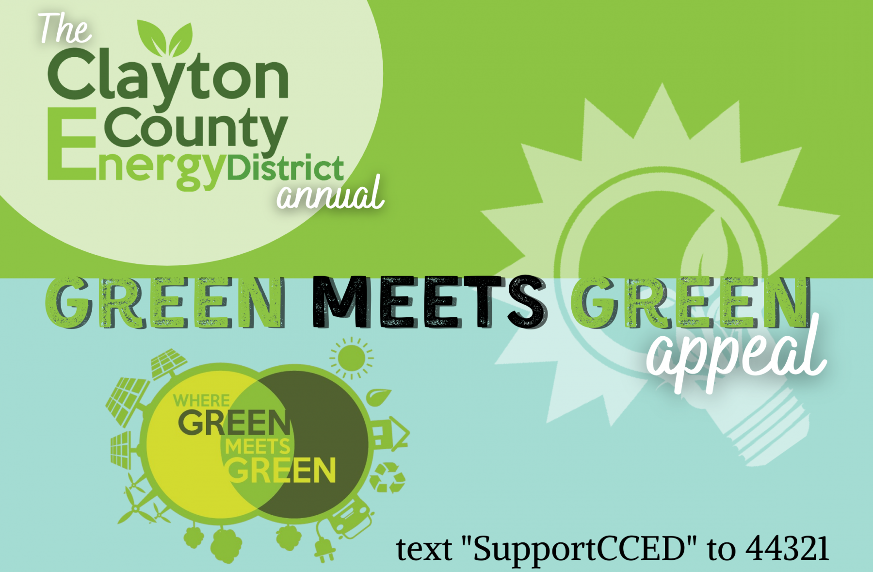 2020 Green Meets Green Annual Appeal