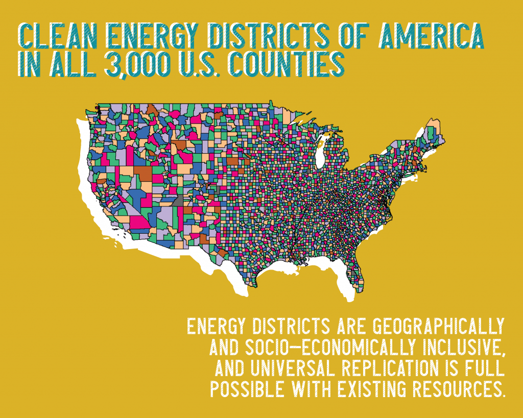 Giving Compass Series Shares the Story of our Iowa-based Clean Energy Districts